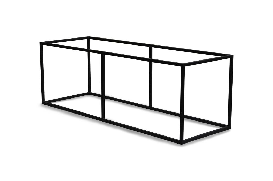 Metalowe stelaże podstawa ławki 2
